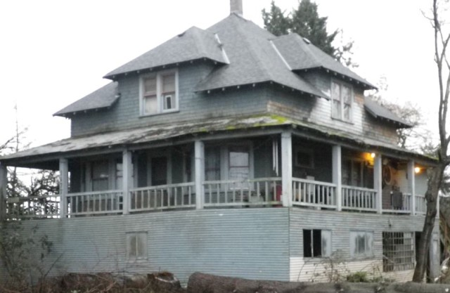 One of the most significant houses in Pitt Meadows in 1912