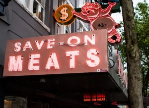 gastown self guided walking tour