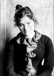Emily Carr at 22
