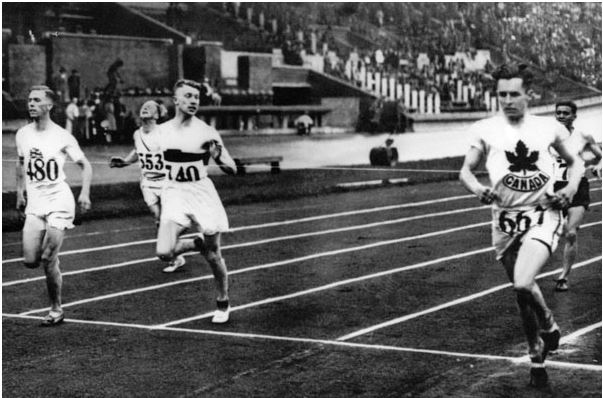 Percy Williams: World's fastest human