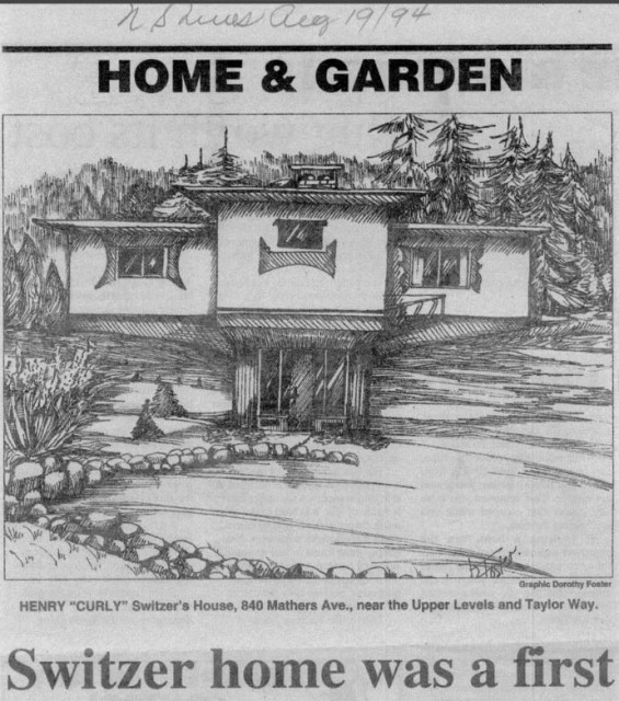 North Shore News, August 19, 1994