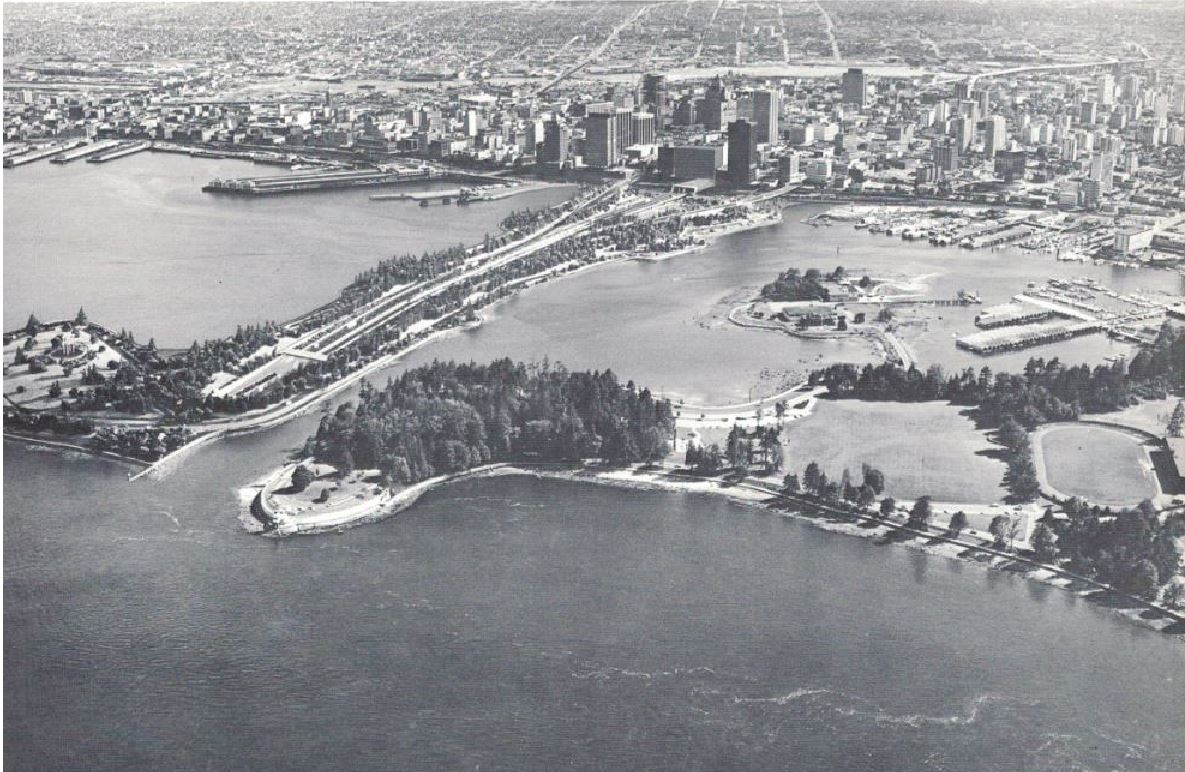 """""""People are nervous when it is proposed to tamper with a loved environment. a tunnel, although more expensive, is apparently the popular choice (Vancouver Tomorrow: a search for greatness)"""