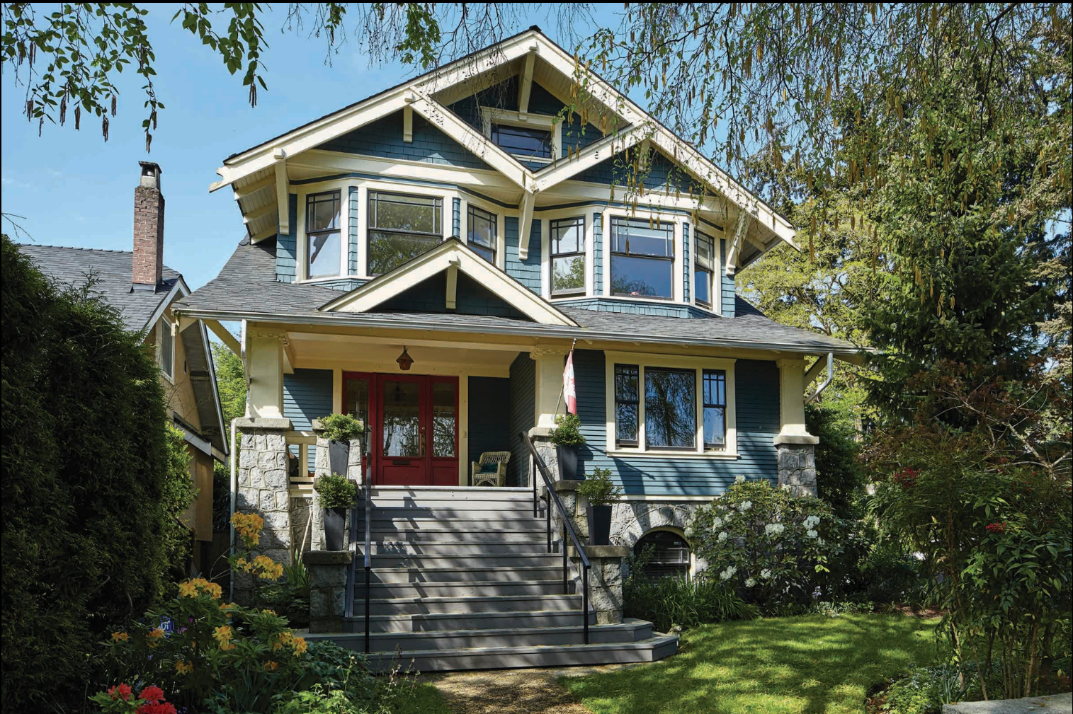 Great Vancouver Heritage House Tour