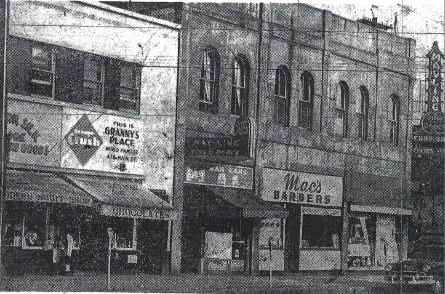 The Mayling Supper Club was a cabaret at Main and East Pender Streets