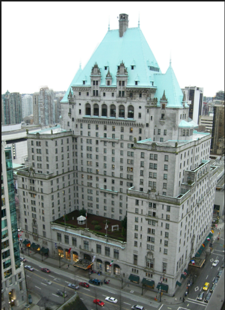 The third Hotel Vancouver, a still good-looking and regal 77 has managed to outlive its earlier incarnations by decades. The first Hotel Vancouver did not live to see her 30th birthday while the second was only 33 when she was torn from the streetscape.